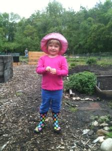 Fashionable Gardener!